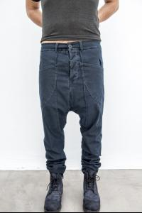 10Sei0otto Double Pocket Low-crotch Trousers