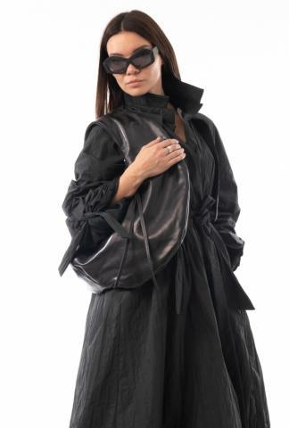 Alessandra Marchi 3D Leather Shoulder Bag