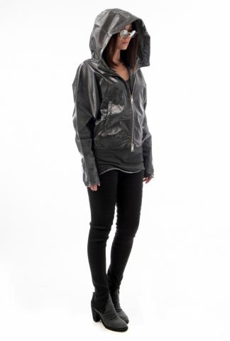Andrea Ya'aqov Resin Coated Jacket