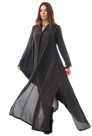 POEME BOHEMIEN Long Shirt Dress