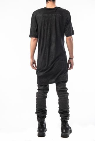 11 By BBS TS1 Black Dye T-shirt
