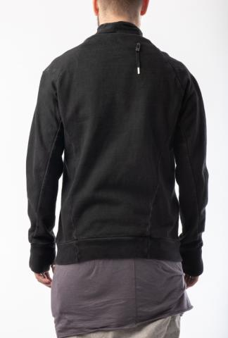 Boris Bidjan Saberi ZIPPER1 High-neck Zipped Sweater