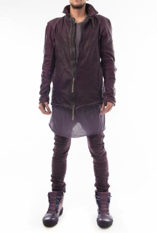 Boris Bidjan Saberi J2 Leather Jacket