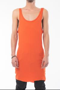 Boris Bidjan Saberi TANK1 Panelled Elongated Tank Top