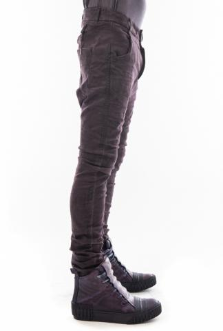 Boris Bidjan Saberi P14 Partially Hand-stitched Jeans