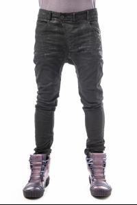 Boris Bidjan Saberi P13TF Body Molded, Vinyl Coated Jeans