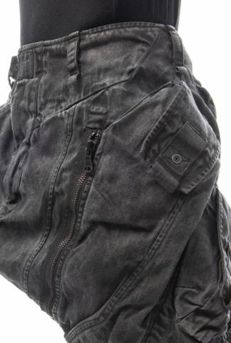 HAMCUS Washed Cargo Jeans