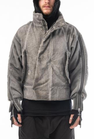 HAMCUS dyed thermolite insulation jacket