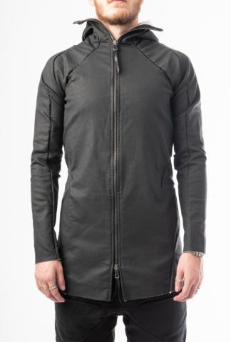 Leon Emanuel Blanck FP-HO-01-Z Forced Perspective Ninja Hoodie
