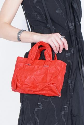 SIMONA TAGLIAFERRI SS18A300 Small bag anima red