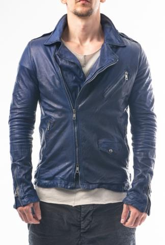 Giorgio Brato Lamb Leather Perfecto Jacket