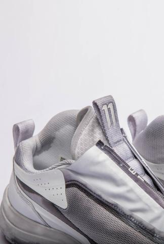 Boris Bidjan Saberi x Salomon med-high zipped sneakers