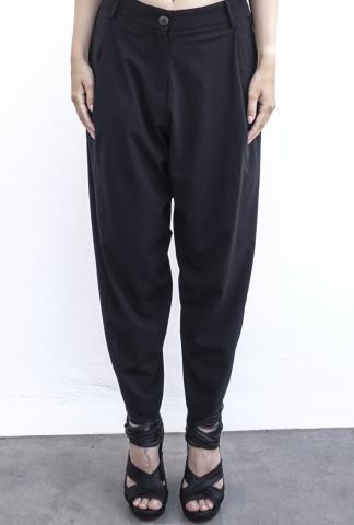 Isabel Benenato Side Splits Long Pants