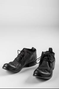 Boris Bidjan Saberi SHOE1 Reversed Culatta Horse Leather Derbies