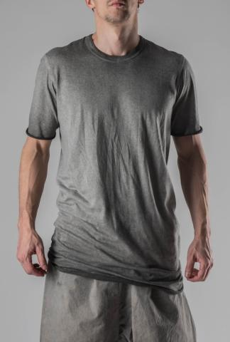 Boris Bidjan Saberi Reverse Cold Dyed TS1RF T-shirt