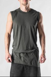 Boris Bidjan Saberi TANK2 Sleeveless T-shirt
