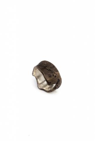 AMY GLENN FIT RING  bronze