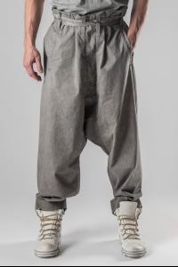 Boris Bidjan Saberi P19 Baggy Rope Belt Trousers