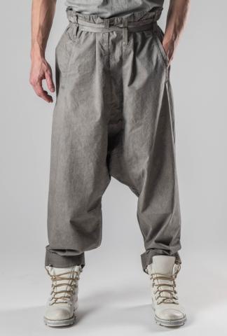 Boris Bidjan Saberi P19 Baggy Rope Belt Trousers