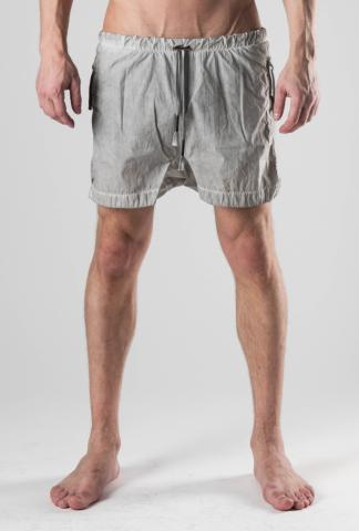 Boris Bidjan Saberi SWIM1 Resin Dyed Swim Shorts