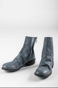 Guidi 796 CO11T Baby Calf Full Grain Leather Back Zip Boots