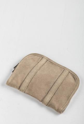 Guidi GB0001 B44T Stag Reverse Leather Clutch