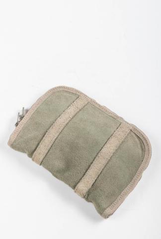 Guidi GB0001 B45T Stag Reverse Leather Clutch