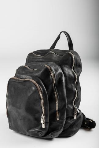 Guidi SOFT HORSE FULL GRAIN BLKT BAGS UNI MEDIUM 3