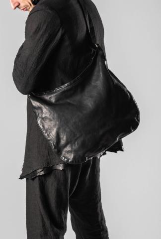 Guidi Q20 BLKT Soft Horse Full Grain Leather Shoulder Bag